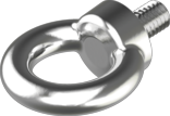 DIN 580 Болт с кольцом (рым-болт)