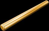 DIN 975 (латунь)