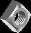 DIN 557 Гайка квадратная (цинк белый)