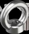 DIN 582 Гайка с кольцом (рым-гайка) А4