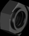 DIN 929 Гайка приварна (без покриття)