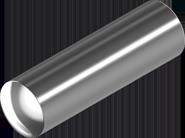 DIN 7 Штифт циліндричний незагартована А1