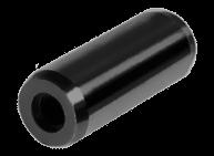 DIN 7979 D Штифт з метричною внутрішньою різьбою циліндричний
