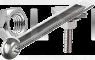 DIN 94(ISO 1234) Шплинт разводной (цинк белый)