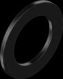 DIN 988 Шайба-прокладка регулировочная (без покрытия)