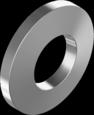 DIN 6796 Шайба пружинна тарілчаста (цинк білий)