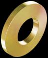 DIN 6796 Шайба пружинна тарілчаста (цинк жовтий)