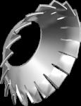 DIN 6798V Шайба стопорна увігнута з зовнішніми зубцями