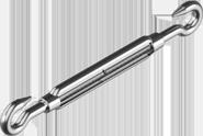 DIN 1480 Захват (талреп) гак-гак