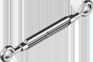 DIN 1480 Захват (талреп) кільце-кільце