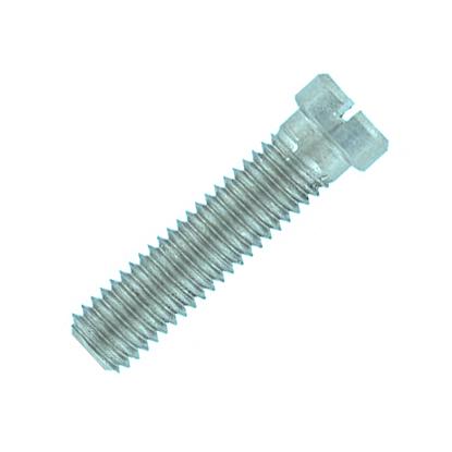 DIN 920 Гвинт з зменшеною плоскою циліндричною головкою
