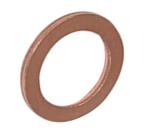 DIN 7603A Кольцо медное уплотнительное