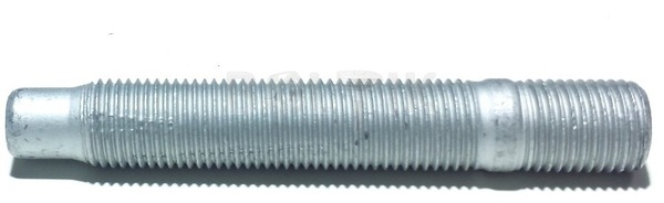 Шпилька вкручувальна різьбова подовжена направляюча М12х1,5