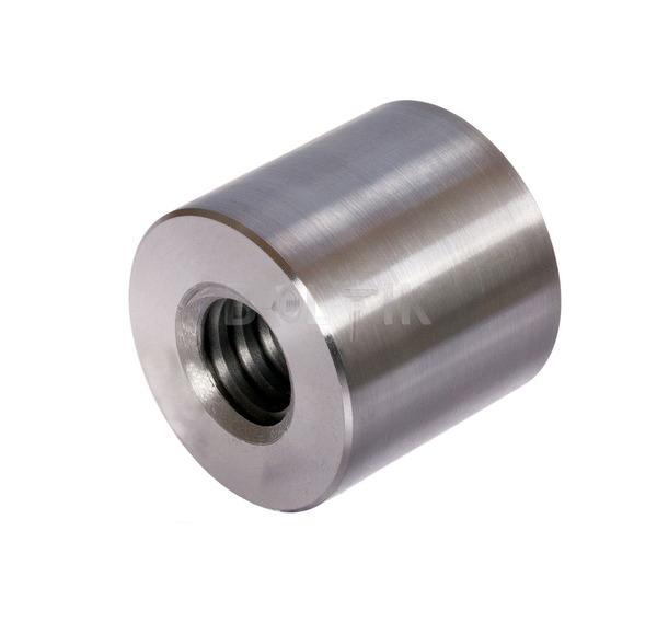 DIN 103 / AN 117  Гайка з трапецеїдальною лівою різьбою  циліндрична