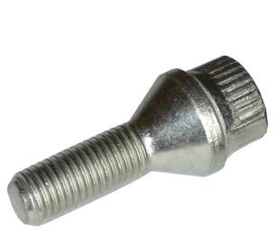 Болт M14x1,5x30 SICURIT  Конус kl 17