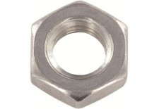 DIN 936 Гайка низкая шестигранная (цинк белый) 04